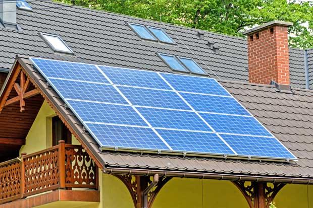 Le choix des panneaux solaires